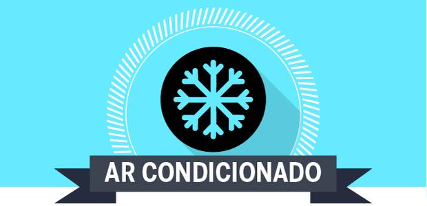 OFICINA: DEVO DESLIGAR O AR-CONDICIONADO ANTES DE DAR PARTIDA NO CARRO?